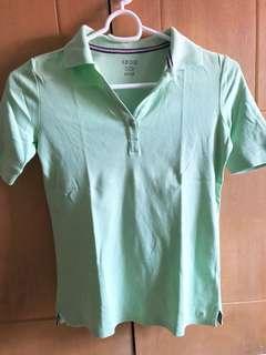 Izod Top (Mint Green)