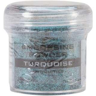 [Restock 1] - Ranger - Embossing Powder - Antiquities - Turquoise
