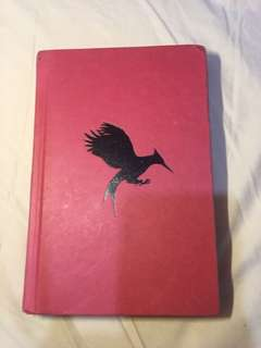 Novel Catching Fire Hardcover