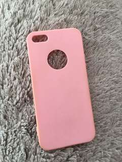 Iphone 5/ 5s Soft Silicon Case
