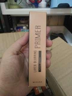 Authentic missha layer blurring primer