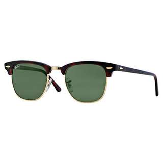 Rayban RB3016 Clubmaster 49 100% authentic