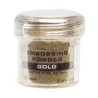 [Restock 2] - Ranger - Embossing Powder - Super Fine Gold
