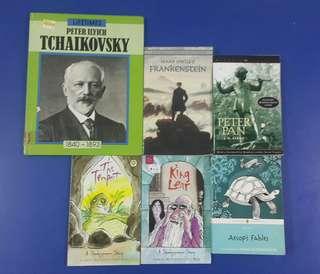 Literature classic chapter books