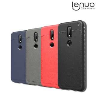 Nokia X6 LENUO 樂紳 保護軟套 手機軟殼Case 0958A