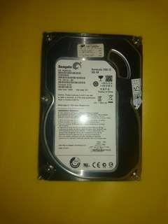 500gb Seagate HDD