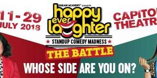 Happy Ever Laughter Stand Up Comedy (Category 4)