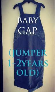 Jumper Suit for unisex (GAP)