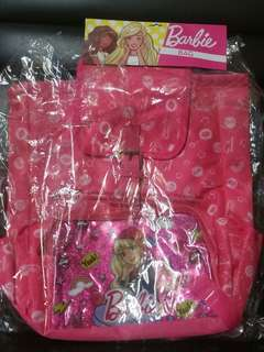 BRANDNEW AUTHENTIC BARBIE BAGPACK