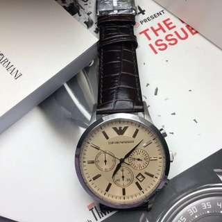 代購 EMPORIO ARMANI 男裝腕錶