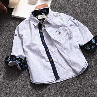 Baby Classic Blouse