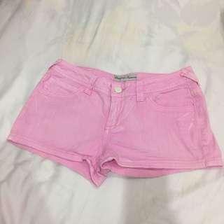 🚚 粉色牛仔褲