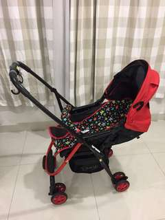 Graco Stroller Single - One Hand Fold