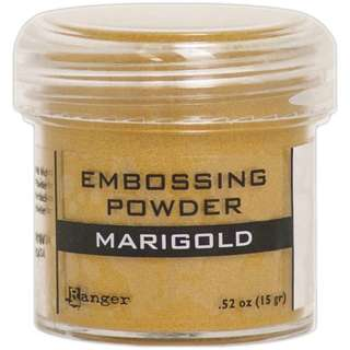 Ranger - Embossing Powder - Marigold (Metallic)