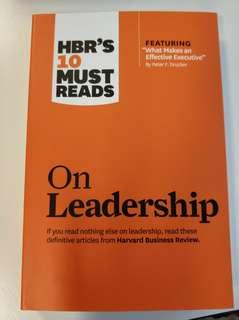 🚚 On Leadership