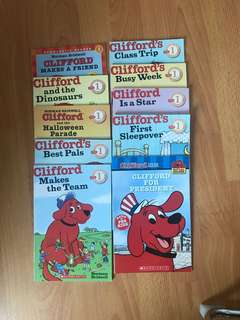 Clifford (The Big Red Dog)