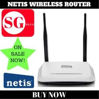 🚚 Netis Wireless Router WF2419