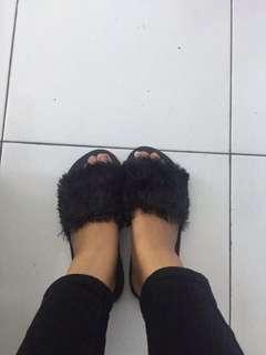 Sandal Bulu 50RB DAPAT 3
