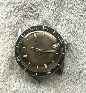 oris star vintage diver
