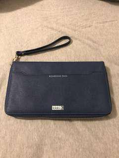 Kikki K travel wallet