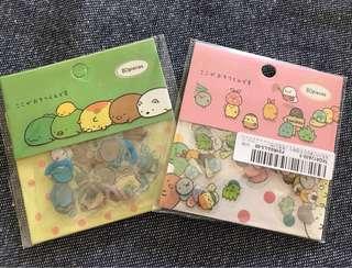 BNIB Sumiko Gurashi Stickers