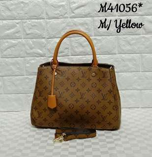 Louis Vuitton Montaigne Reverse Monogram