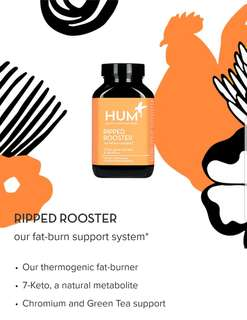 HUM NUTRITION RIPPED ROOSTER