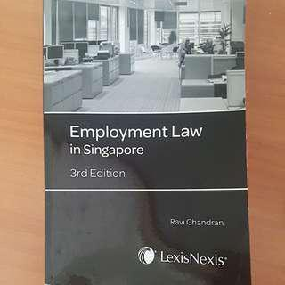 Employment Law in Singapore 3rd ed