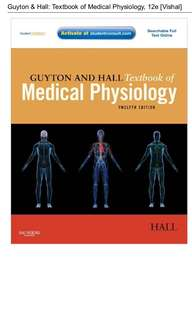 Guyton Med. Physiology
