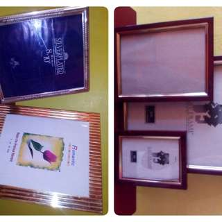 Imported photo frames