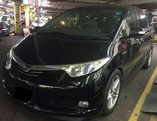 Toyota Estima Acr50 2.4synergy hybrid 🇸🇬