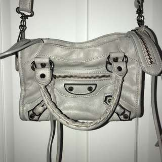 Balenciaga City Bag Grey