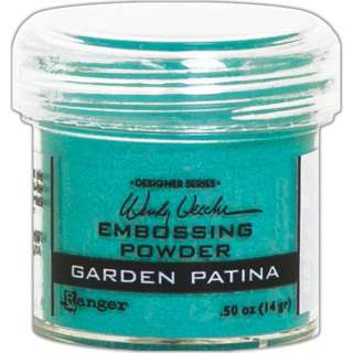 Ranger - Embossing Powder - Wendy Vecchi Range - Garden Patina