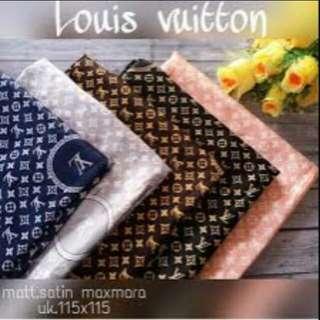 Jilbab Maxmara Louis Vuitton
