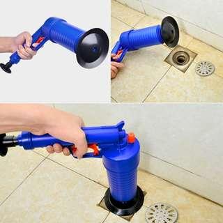 High Power Drain Clog Remover