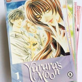 KOMIK BEKAS KOLPRI: Yurara's Moon 1-5 (Tamat)