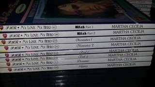 PHR Martha Cecilia books- MLMH