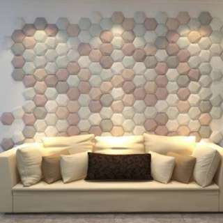 Wall Foam Cushion Panels
