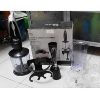 Hand Blender Oxone OX-292 Blender Tangan Portable Praktis Mudah Di Gunakan