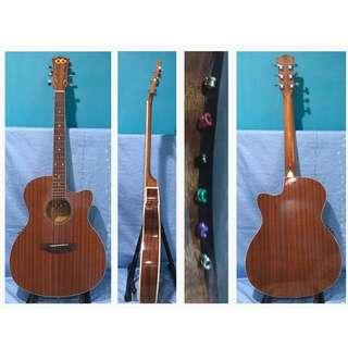 DnD Custom Guitar Slim Standard