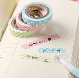 Paper Washi Tape