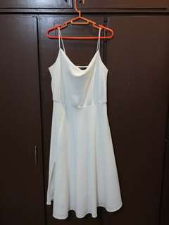 """White Cocktail Dress from """"SM Woman"""""""