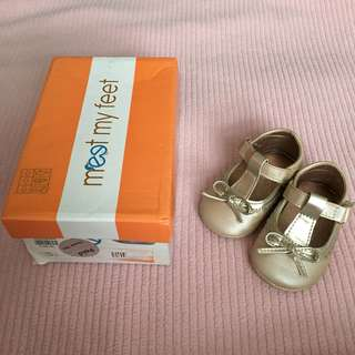 Meet My Feet baby shoes
