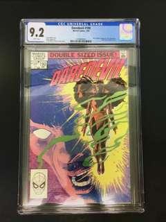 Daredevil 190 Marvel Comics Book Stan Lee Movie Avengers Defenders