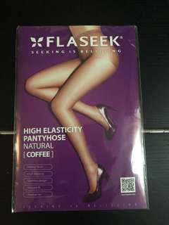 Flaseek leggings coffee color