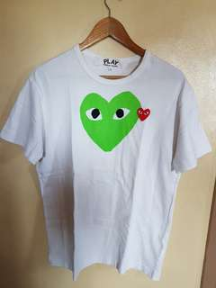 Kitsune and Comme des Garcons (cdg) Tee