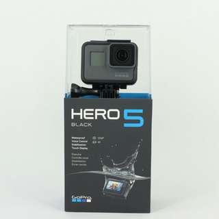 Promo Go Pro Hero 5