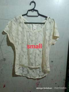 Assorted tops (small)