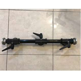 Manfrotto 131DDB Tripod Accessory Arm for Four Heads (Black) - USED - NEAR NEW