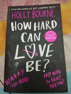 How Hard Can Love Be? Book